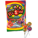 Chupeta Monster Blow Bx24